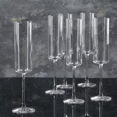 Набор из 6 бокалов для шампанского Rona «Medium», 170 мл, фото 4