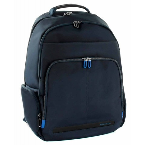 Рюкзак Roncato Urban Feeling laptop 15.6 backpack Blue