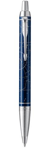 Шариковая ручка Parker (Паркер) IM Premium SE  Midnight astral123