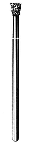 Лабораторные алмазные инструменты «SS WHITE» серия LAB 42/4040 Группа III. Средняя крошка.