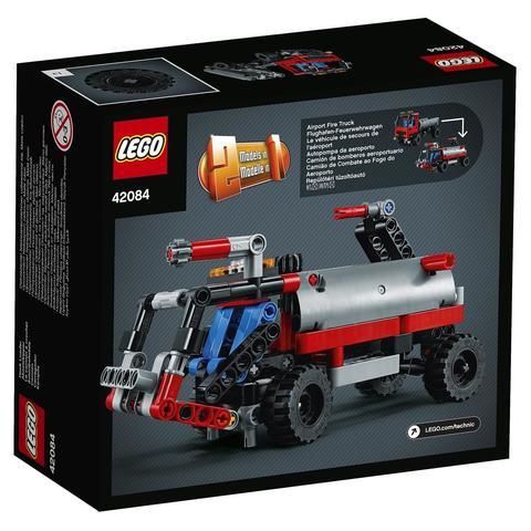 LEGO Technic: Погрузчик 42084 — Hook Loader — Лего Техник
