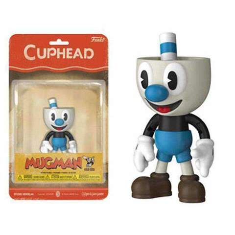 Cuphead Action Figures: Mugman