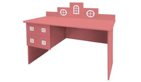 детский письменный стол в виде домика амстердам