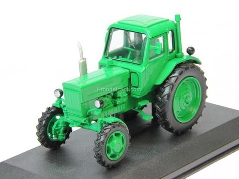 Tractor MTZ-82 Belarus 1:43 Hachette #29