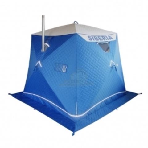 Четырехслойная палатка ПИНГВИН™ SIBERIA ПРЕМИУМ