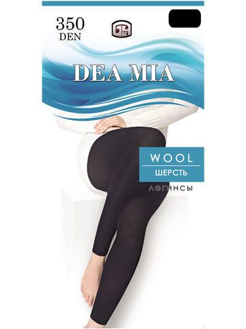 Легинсы Wool 350 XXL Dea Mia