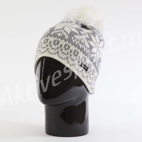 Картинка шапка Eisbar susi pompon 399