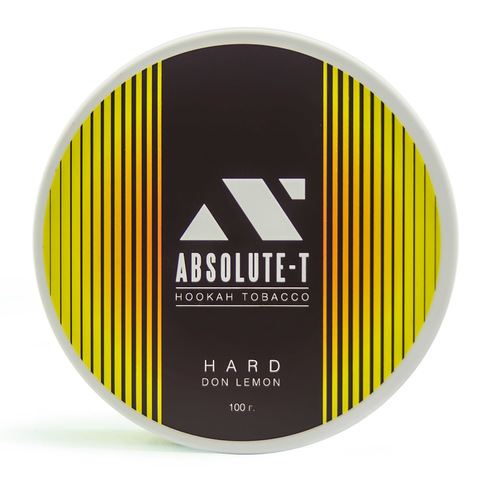 Табак Absolute-T Hard Don Lemon (Лимон) 100 г