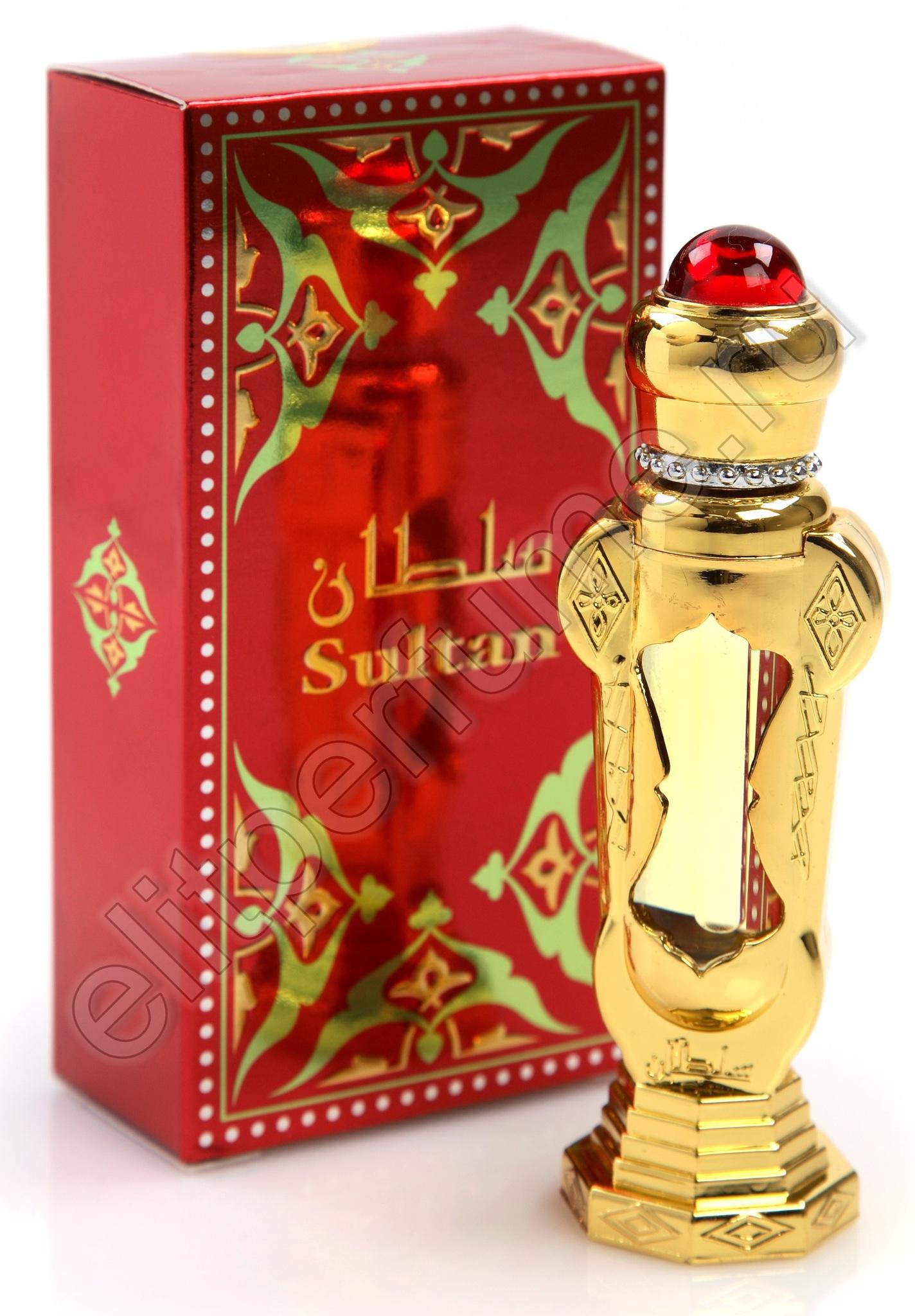 Султан Sultan 12 мл арабские масляные духи от Аль Харамайн Al Haramain Perfumes