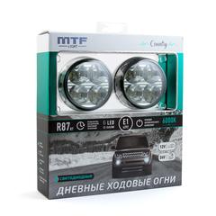 Светодиодные дневные ходовые огни MTF Light серия