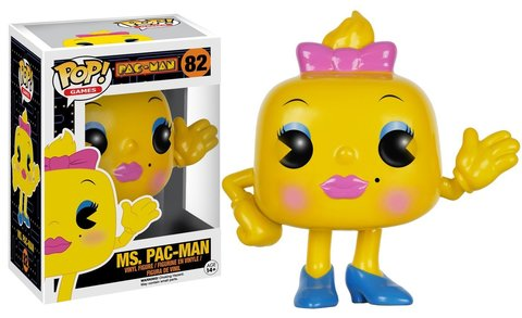 Фигурка Funko POP! Pac-Man Mrs. Pac-Man