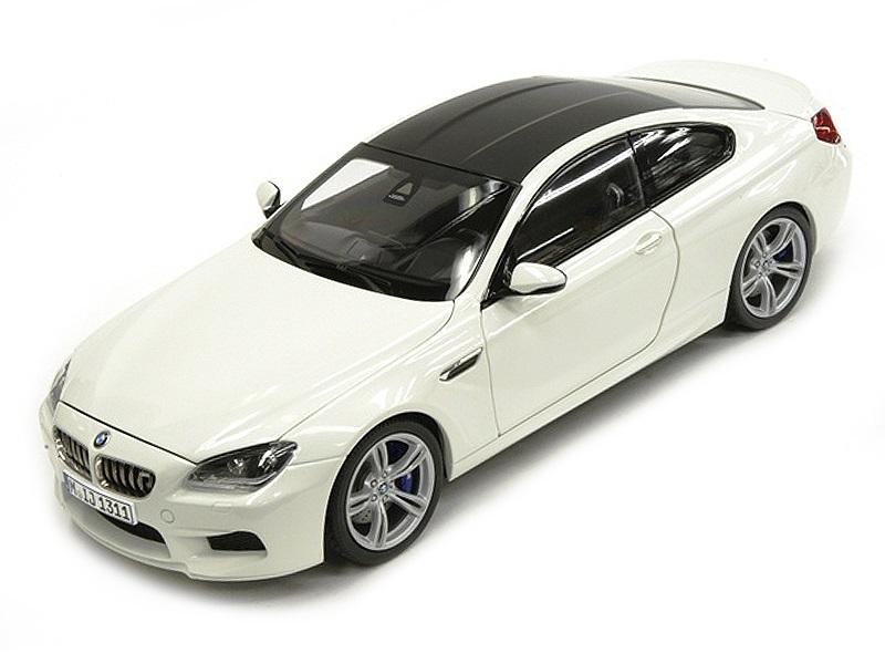 Коллекционная модель BMW F13 M6 Coupe 2013
