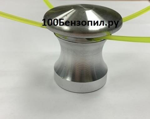 Головка триммерная  универсальная, материал корпуса алюминий под болт М10