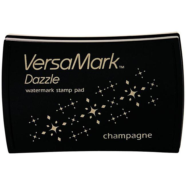 Чернильные подушечки VersaMark Champagne