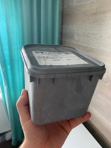 Мороженое фисташковое с миндалем (пломбир 19,7%) Престиж 1,3кг (2,5л)