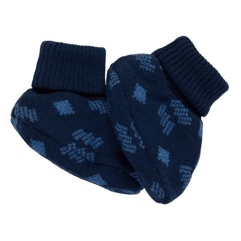 Пинетки Voksi Double Knit Nordic Blue