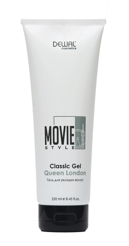 Гель Dewal Cosmetics  (DC50001) для укладки волос Movie Style Classic Gel Queen London 250 мл