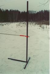 Планка для прыжков в высоту алюминиевая 4м.
