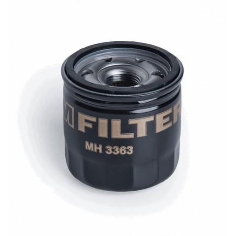Фильтр масляный для лодочных моторов Honda BF8-50, Mercury 9.9-15, Nissan 9.9-30 MH 3363