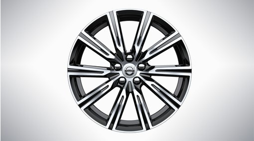Диск колесный 19x7.5 10-Spoke Black Diamond