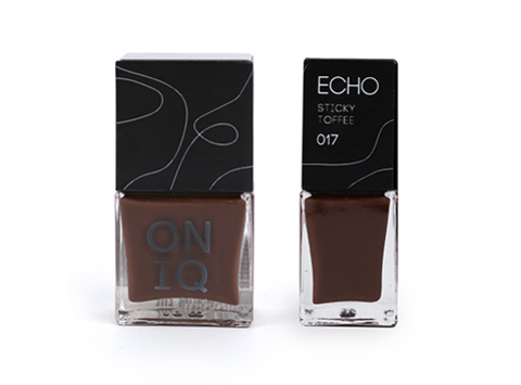 ONP-017 Лак для стемпинга. Echo: Sticky Toffee