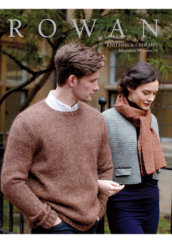 Журнал Rowan Knitting & Crochet Magazine #66