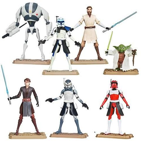 Star Wars Clone Wars 2012 Wave 04