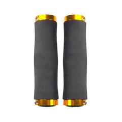 Грипсы HW 145210 L-135 (чёрно-золотистый)