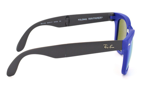 Wayfarer Folding RB 4105 6020/17