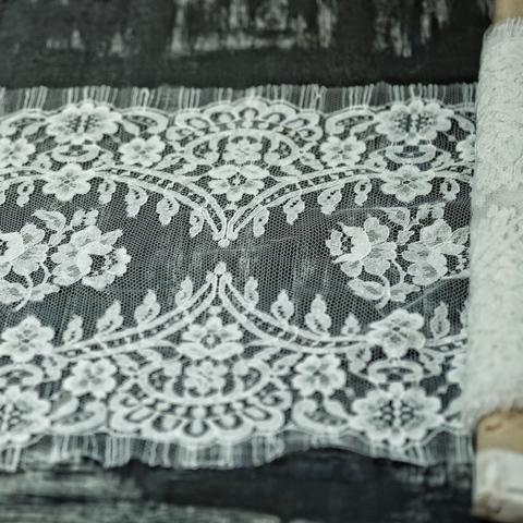 Кружевное полотно SH Blanc N840