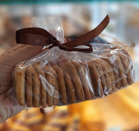Печиво з насінням