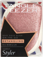 Tangle Teezer Compact Styler Rose Gold Glaze расческа для волос