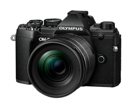 Olympus OM-D E-M5 Mark III Kit 12-45 mm f 4  Black