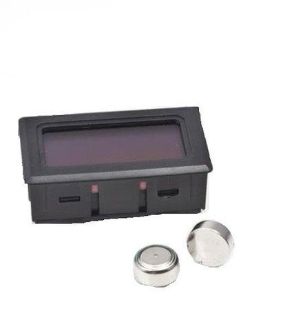 Электронный измеритель влажности и температуры без зонда