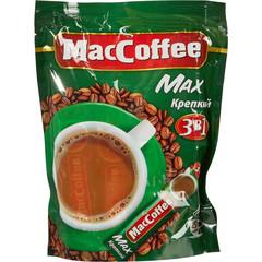 Кофе MacCoffee 3 в 1 макс strong (бокс) 20пак.по 16г.