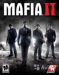 PC игра Mafia II dvd ru