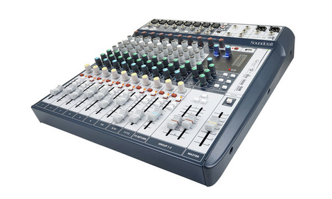 Аналоговые Soundcraft Signature 12