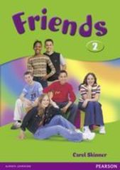 Friends 2 (Global) Student's Book