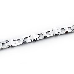 Вольфрамовый браслет SPIKES STM-100