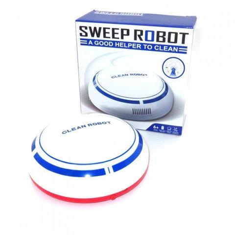 Мини робот пылесос Clean Robot (Sweep Robot)