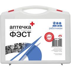 Аптечка первой помощи работникам ФЭСТ (приказ №169н) футляр малый