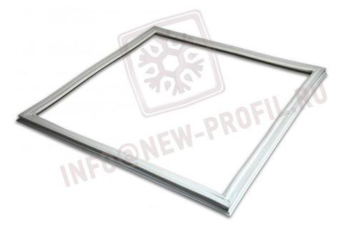 Уплотнитель 70*57 см для холодильника Zanussi ZRB 330 (морозильная камера) Профиль 022