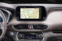 Магнитола Hyundai Santa Fe 2019+ Android 8.1 2/16 GB IPS DSP модель KD9401PX5