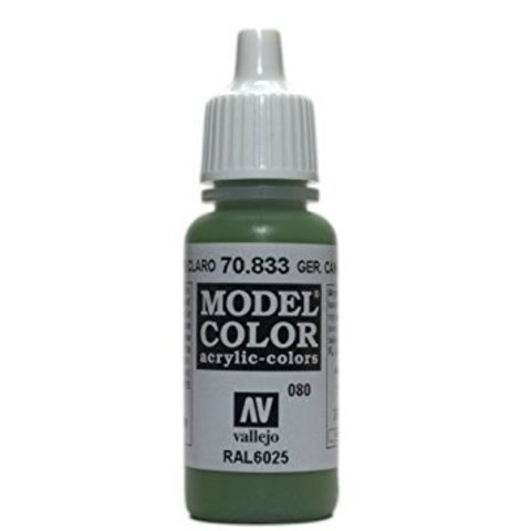 Model Color Ger.Cam.Bright Green 17 ml.