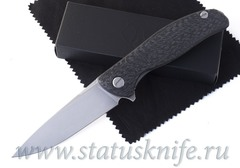 Нож Широгоров Хати Seashell Сишел 3D Кастом Дивижн