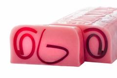 Натуральное мыло ручной работы Высший свет (роза), 100g ТМ Savonry