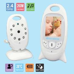 Детская видеоняня video baby monitor vb601 родительский контроль