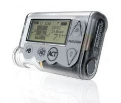 Инсулиновая помпа Медтроник Парадигм Вео (Medtronic Paradigm VEO) ММТ 754