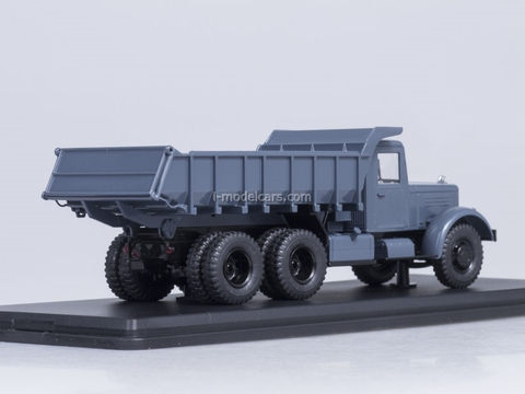 YaAZ-210E dump gray Start Scale Models (SSM) 1:43