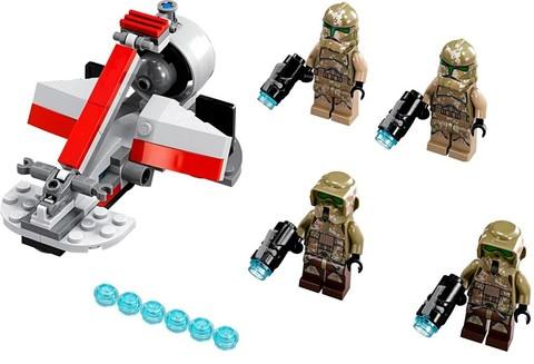 LEGO Star Wars: Воины Кашиик 75035 — Kashyyyk Troopers — Лего Звездные войны Стар Ворз
